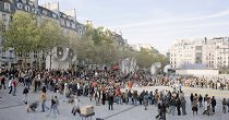 Place Beaubourg.